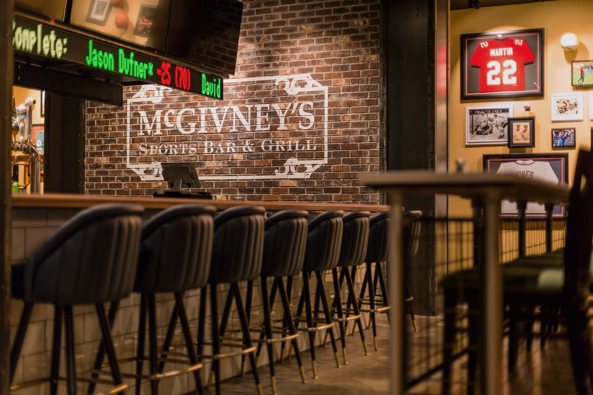 McGivney's Sports Bar & Grill - Juneau, AK